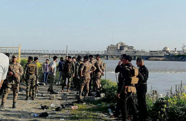 Aumentan a 85 los muertos por naufragio en Mosul