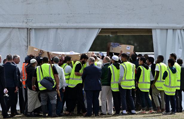 Autor de la masacre en Nueva Zelanda planeaba un tercer ataque