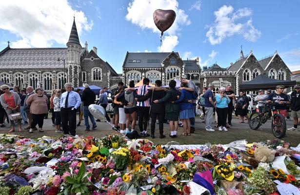 Redes, en la mira por video de masacre en Nueva Zelanda