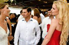 ¡Intimidad al descubierto! Revelan más fotos de Peña Nieto y Tania Ruiz en Acapulco