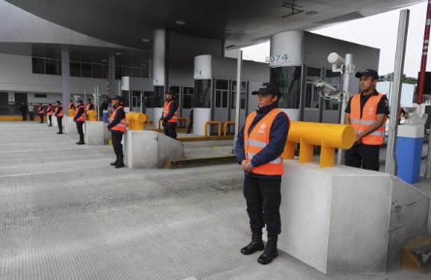 Despliegan mega operativo carretero por puente vacacional