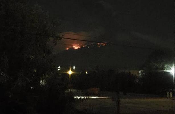 Sí hay clases, tras explosión del Popo en Puebla