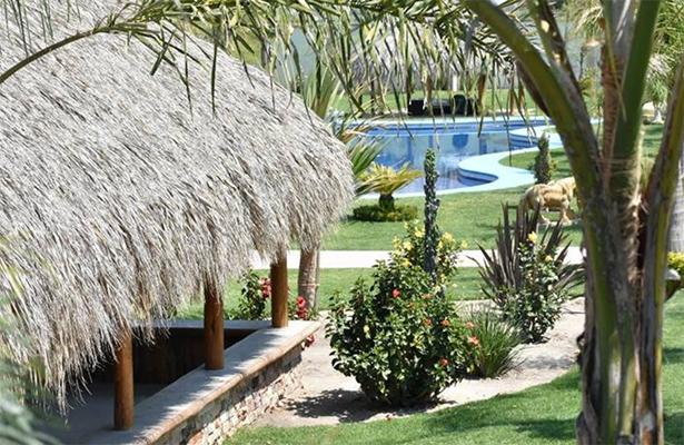 Resort huachicol: así es la lujosa casa de descanso de El Marro