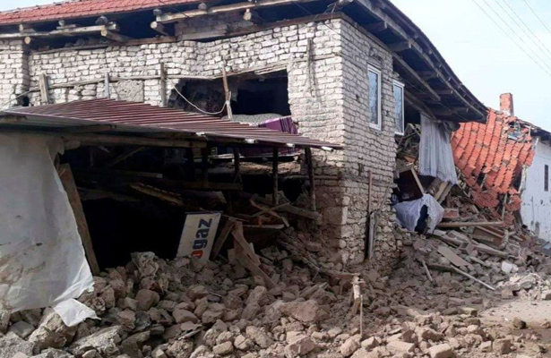 Sismo de magnitud 5.6 deja tres lesionados en Turquía
