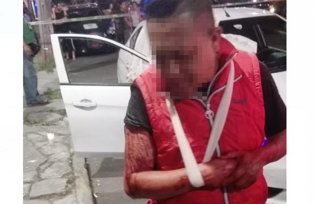 Taxista pirata pelea con su pasajero y lo mata a balazos en Iztapalapa