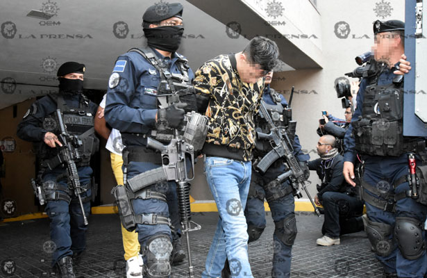 La policía va por cabecillas de la unión Tepito y Fuerza Anti Unión