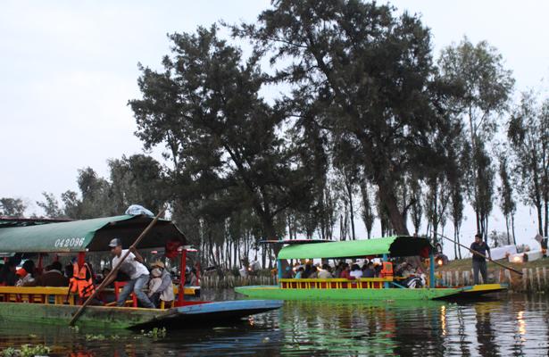 Resultado de imagen para muere en trajineras de xochimilco