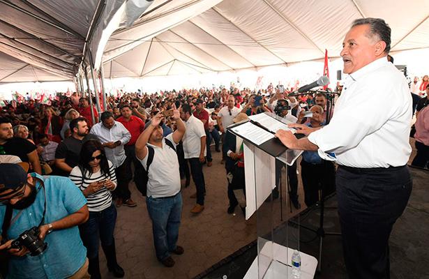 El PRI es la alternativa que Baja California necesita, sostiene Arturo Zamora Jiménez