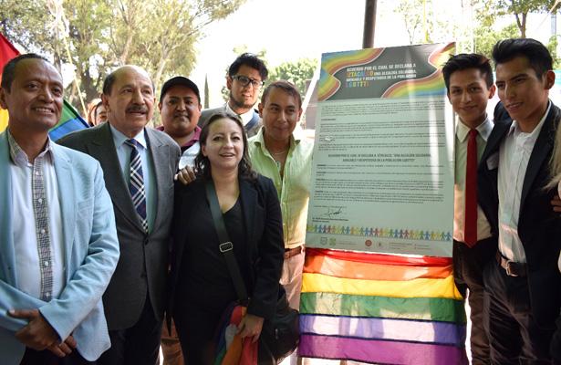 Resultado de imagen para Iztacalco, amigable con la comunidad de la diversidad sexual