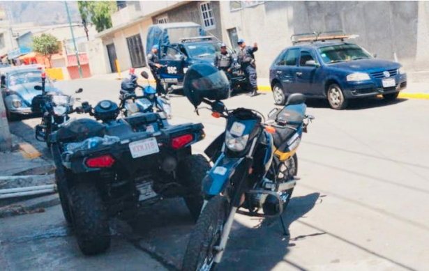 Resultado de imagen para Vigila Policía Auxiliar festividades religiosas en la Gustavo A. Madero