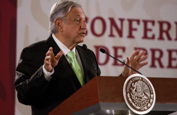 Gobierno federal transparentará su nómina: López Obrador