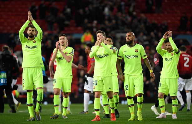 Barcelona en busca de afianzarse en la siguiente ronda de la Champions