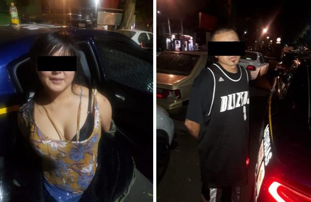 Resultado de imagen para Detiene a dos por presunto secuestro exprés en la alcaldía Cuauhtémoc