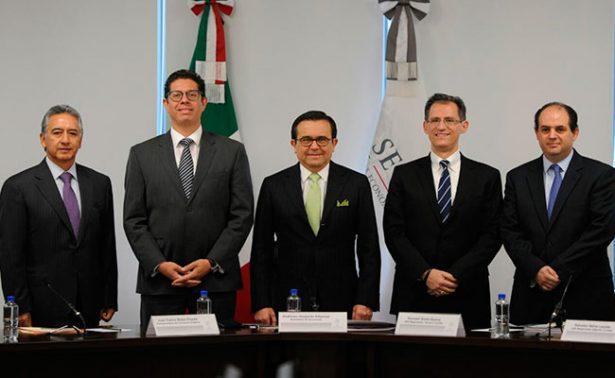 Listo el equipo de México que renegociará el TLCAN; cuatro ejes guiarán postura