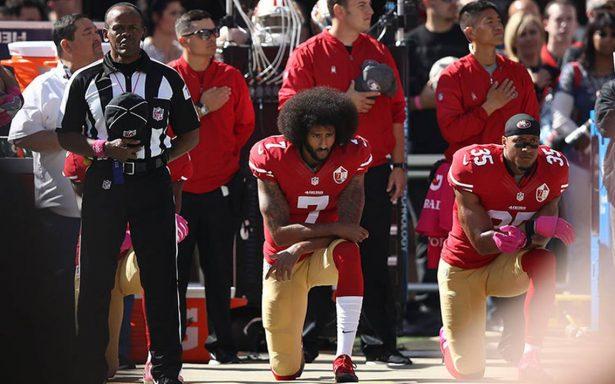Kaepernick demanda a la NFL y sus dueños por conspiración