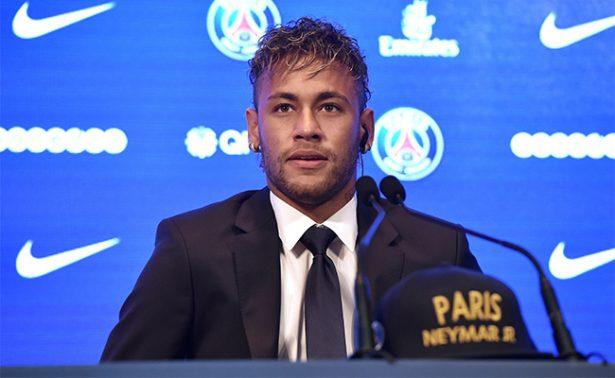 Ficho con el PSG por que busco un nuevo desafío: Neymar