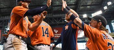 Astros derrotó a Diamantes de Arizona