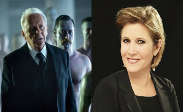 "Carrie Fisher y ""Westworld"", los favoritos para premios Emmy"