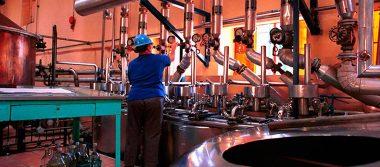 Retrocedió 1.6% el desempeño industrial del país