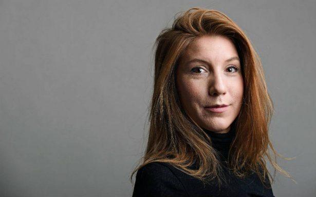Asesinan a periodista sueca Kim Wall, policía halla su cabeza y piernas