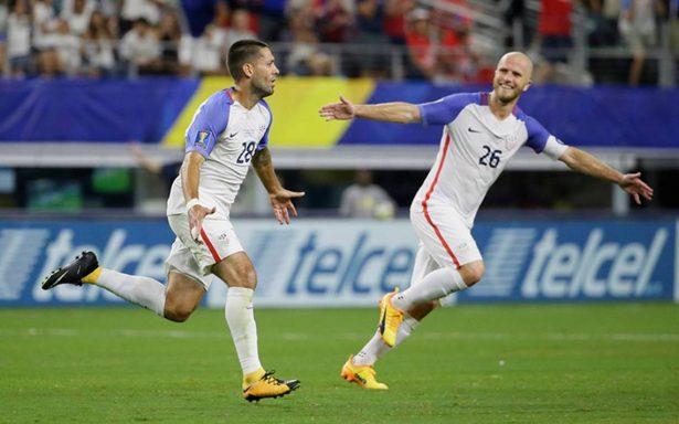 Estados Unidos recibe a Costa Rica