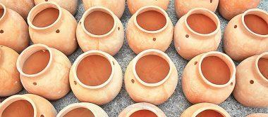 Elaboración de ollas, un oficio ancestral