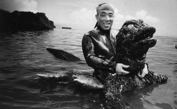 Muere Haruo Nakajima, actor que más de 12 veces dio vida a Godzilla