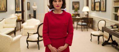 "Natalie Portman llega como ""Jackie"" Kennedy a cines de México"