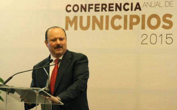 Actualiza Interpol ficha de César Duarte por 11 cargos