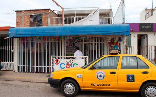 Por inseguras, clausuran seis estancias infantiles en Culiacán