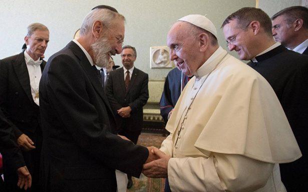 Papa y jefe ortodoxo piden a líderes mundiales combatir cambio climático
