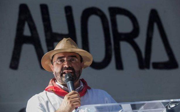 No le seguiré el juego al PRI: Álvarez Icaza declina candidatura independiente