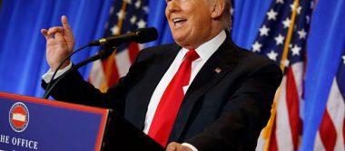 Trump asumirá presidencia con la más baja aprobación en 4 décadas