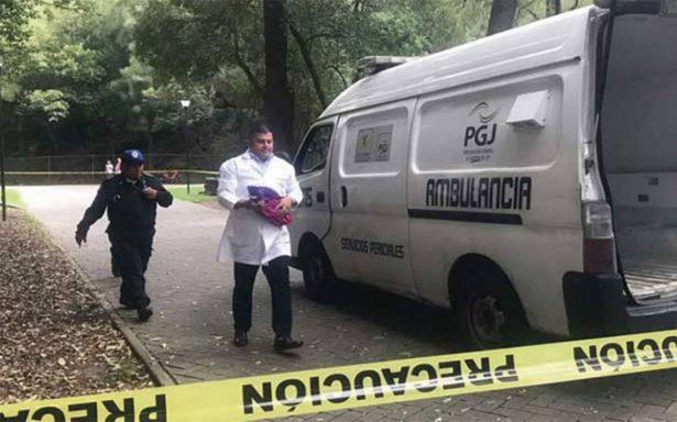 Abandonan cuerpo de recién nacido en la zona de Chapultepec