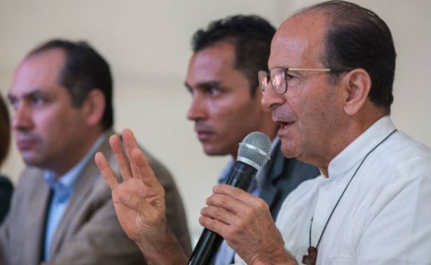 """""""Un llamado de Jesús"""" a revisar el celibato, pide el padre Alejandro Solalinde"""