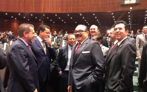 """El Congreso tiene que enfriar las """"papas calientes"""": Ramírez Marín"""