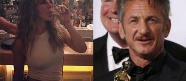 Entre polémica por El Chapo, Kate del Castillo tuvo sexo con Sean Penn