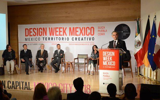 Novena edición del Design Week México