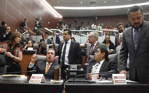 El PRI cerró el debate a propuesta para reducir o eliminar a pluris