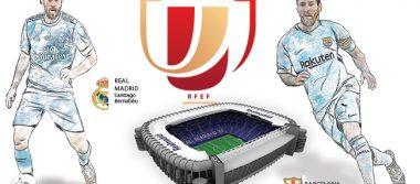 Madrid con la Supercopa  en la mano