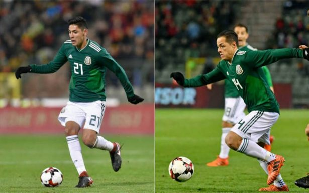 Chicharito, Héctor Herrera y Edson Álvarez se perderán duelo ante Polonia