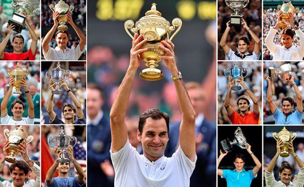 ¡Se vuelve leyenda! Federer gana Wimbledon por octava vez