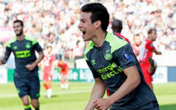 """""""Chucky"""" vuelve anotar con el PSV y ya suma cuatro"""