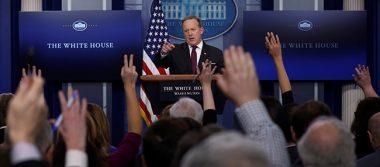 Prohiben a reporteros de Politico, NYT y CNN asistir a conferencia en EU