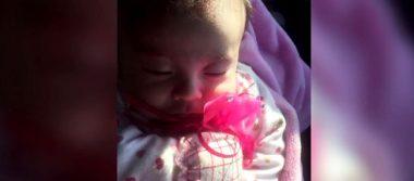 Identifican a la bebé rescatada en la México-Querétaro
