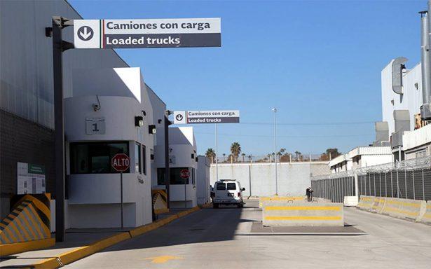 Suben aduanas 38.9% eficiencia en medidas de control