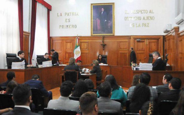 Improcedente, recurso de Movimiento Ciudadano contra ley de seguridad