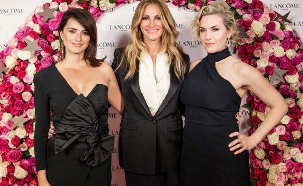 Épico: ¡Penélope Cruz canta con Kate Winslet y Julia Roberts!