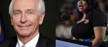 Inmigrante y exgobernador responderán al discurso de Trump en Congreso