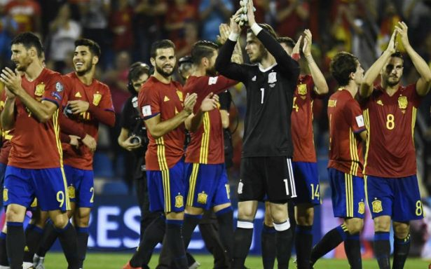 España vence a Albania y consigue su pase a Rusia 2018